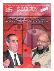 Número 289 diciembre 10 de 2006 - Gaceta Iztacala - UNAM