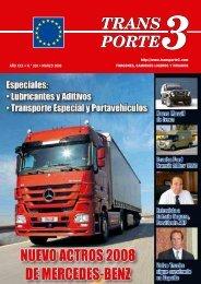 Nuevo Actros de Mercedes-Benz - Transporte 3