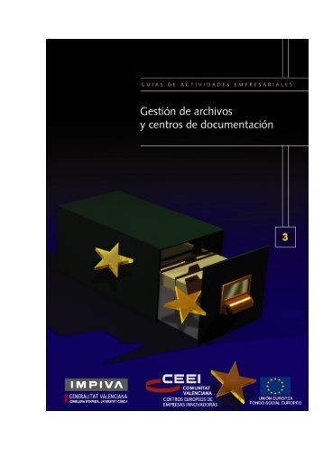 4.1. El sector de la gestión documental - EmprenemJunts
