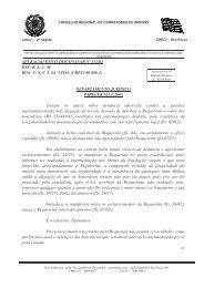 05.021 - define a relação entre as obrigações do - Creci-SP