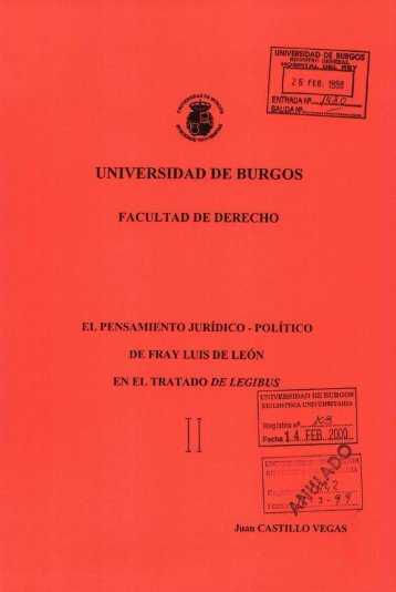L ^,11... - UBU Repositorio Institucional de la Universidad de Burgos