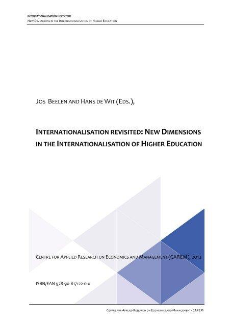 Internationalisation-Revisited-CAREM-2012