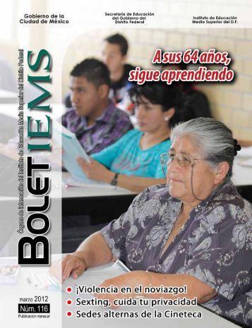 Hay - IEMS - Gobierno del Distrito Federal