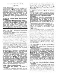 Puntos Sobresalientes Marcos 5 a 8 CAPITULO 5 it-1 pág. 980 ...