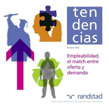 Empleabilidad, el match entre oferta y demanda - Randstad