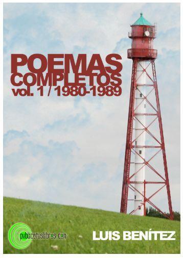 Poemas completos Vol. 1 - Publicatuslibros.com