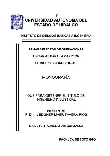 Temas selectos de operaciones unitarias.pdf - Universidad ...