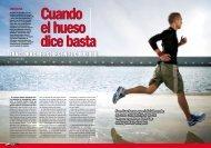 fracturas de estrés en el corredor - Dr. David López Capapé