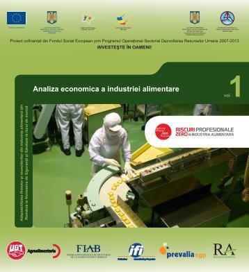 Analiza economica a industriei alimentare - Riscuri Profesionale Zero