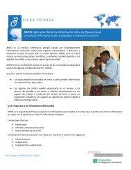 Más informatión - Développement international Desjardins