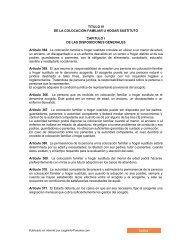 titulo vi - Legal Info Panamá