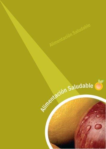 Alimentación Saludable - Junta de Andalucía