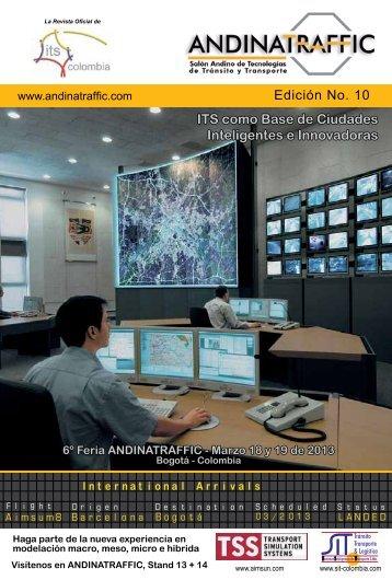 Edición No. 10 ITS como Base de Ciudades Inteligentes e Innovadoras