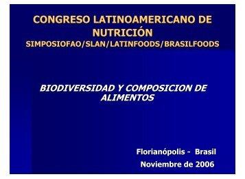Biodiversidad y seguridad alimentaria - Inta