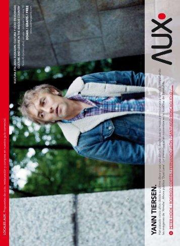 YANN TIERSEN. - AUX Magazine
