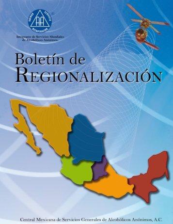 Primer Boletín - Central Mexicana de Servicios Generales de ...