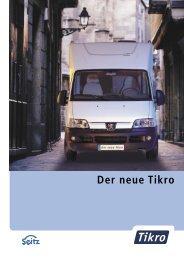 Der neue Tikro - Reisemobil International