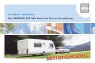 AKTIONSMODELL - Reisemobil International