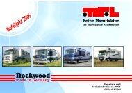Rockwood 2006 - Reisemobil International
