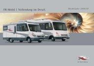 FR-Mobil | Vollendung im Detail. - Reisemobil International