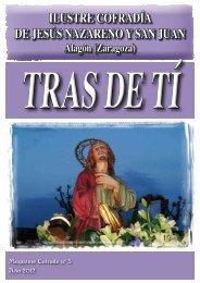 Tras de ti - Cofradia Jesús Nazareno y San Juan