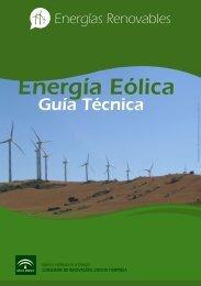 Guía Técnica de Energía Eólica (1 MB) - Agencia Andaluza de la ...
