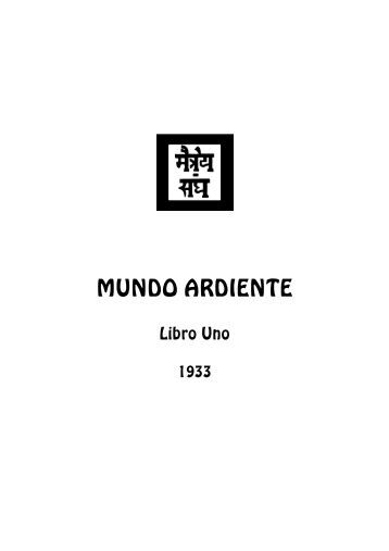 MUNDO ARDIENTE - Agni Yoga Society