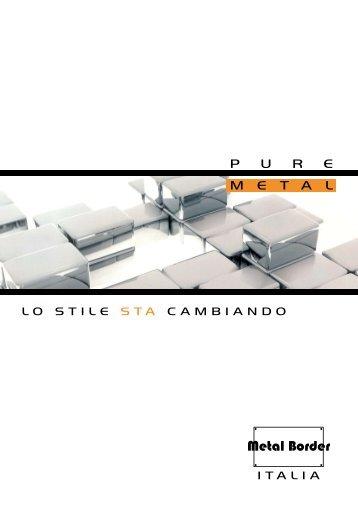 Metal Border - Decor Center