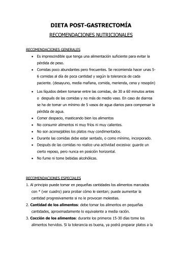 Dieta hernia pdf hiatal