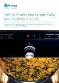 Recetas de arroz para tu horno Balay con función - Page 6