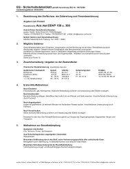Handelsname: Aco.mat DDVP 150 u. 300 - Raiffeisen.com