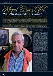 Entrevista con Miguel Báez Litri - Las Ventas