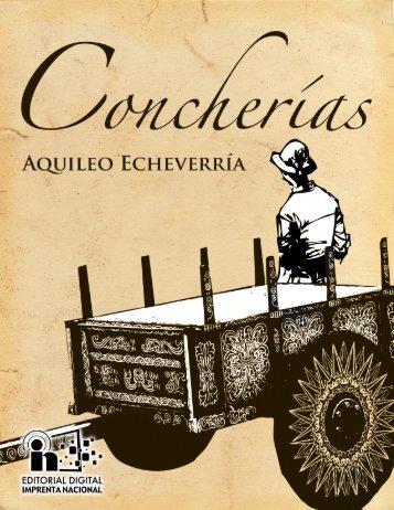 Concherías - Guías Costa Rica
