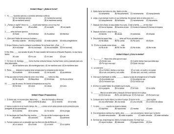Unidad 3 Etapa 1 - TJHSST Academics
