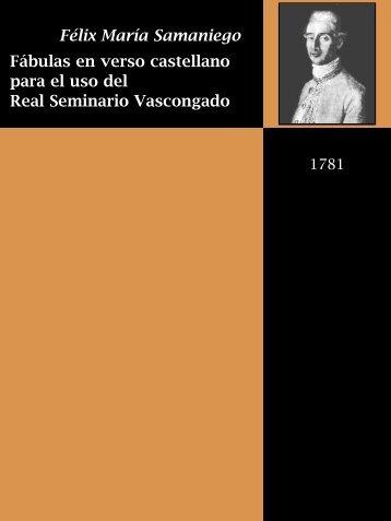Fábulas en verso castellano para el uso del Real ... - Djelibeibi