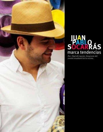 JUAN PABLO SOCARRÁS - MasD - Universidad El Bosque