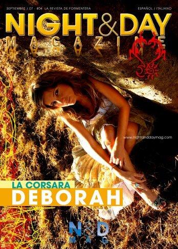 DEBORAH - Night&Day Magazine
