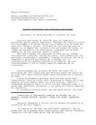 Cervantes, el mundo musulmán y la guerra de Irak - IPFW: Page Not ...