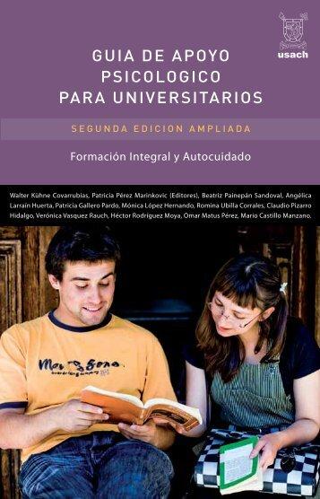 Guía de apoyo psicológico para universitarios - Orienta Chile
