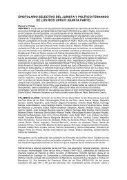 quinta parte - Biblioteca Virtual de la Serranía de Ronda