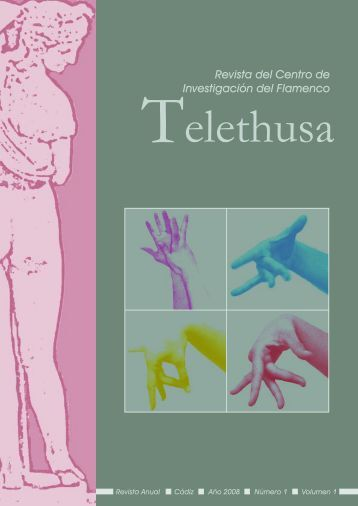Revista completa - Centro de Investigación Flamenco Telethusa
