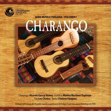 CHARANGO - cemduc - Pontificia Universidad Católica del Perú