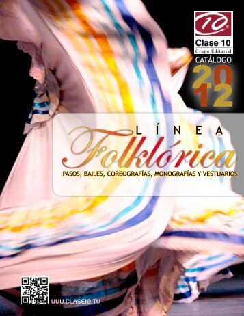 Catálogo Linea folklórica - Clase 10