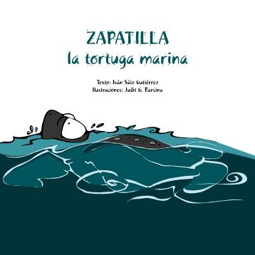 DESCARGAR CUENTO CITMAR – Zapatilla La Tortuga Marina - paria