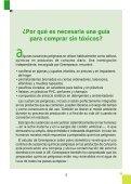 Guía para comprar sin tóxicos - Greenpeace - Prenatal - Page 3