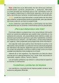 Guía para comprar sin tóxicos - Greenpeace - Prenatal - Page 6