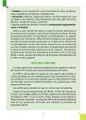 Guía para comprar sin tóxicos - Greenpeace - Prenatal - Page 7