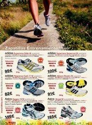 Zapatillas Entrenamiento Mujer - Sportlife.es
