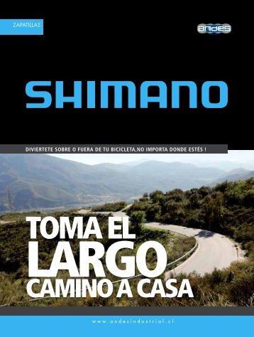 TOMA EL - Shimano