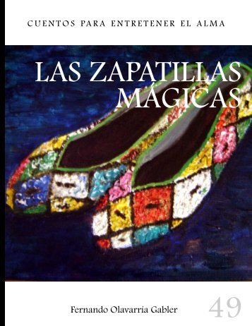 49 Las zapatillas mágicas - Cuentos de Federico